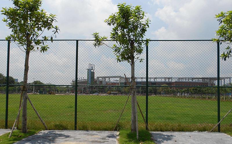 体育场围栏网案例